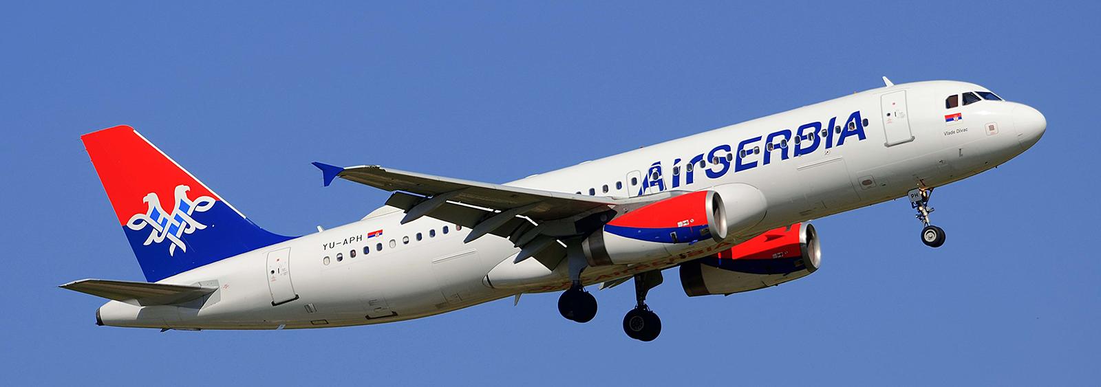 Air Serbia počela prodaju avio karata iz Niša za 12 novih destinacija