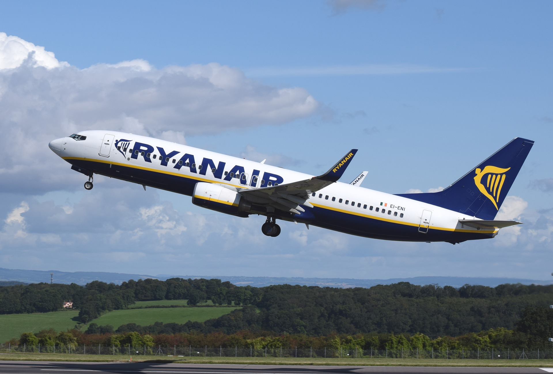 Ryanair povezuje Niš i Beč