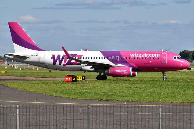 Wizz Air pokreće 4 nove linije iz Banja Luke